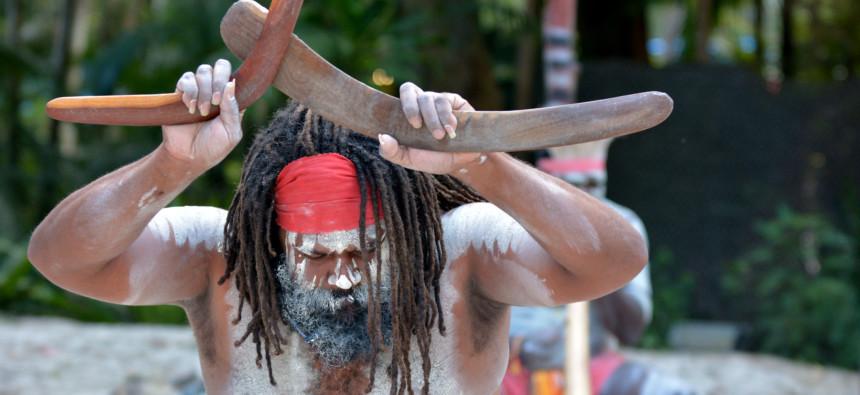aborigina darwin