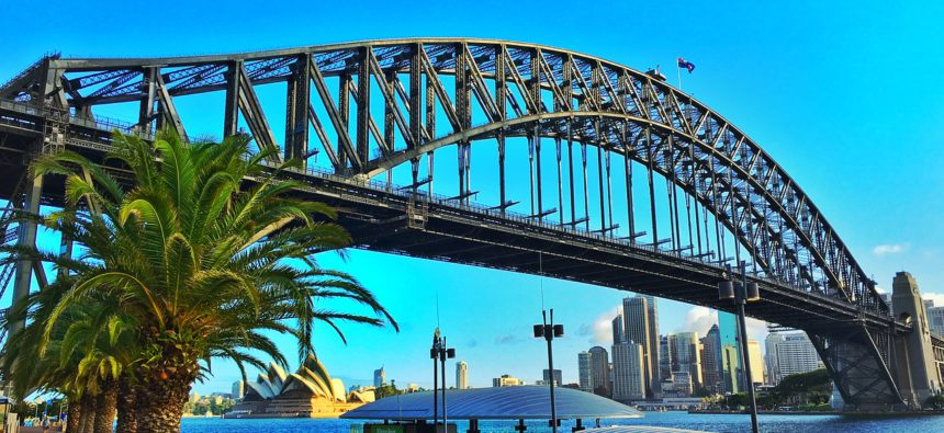 Sydney - Harbour Bridge
