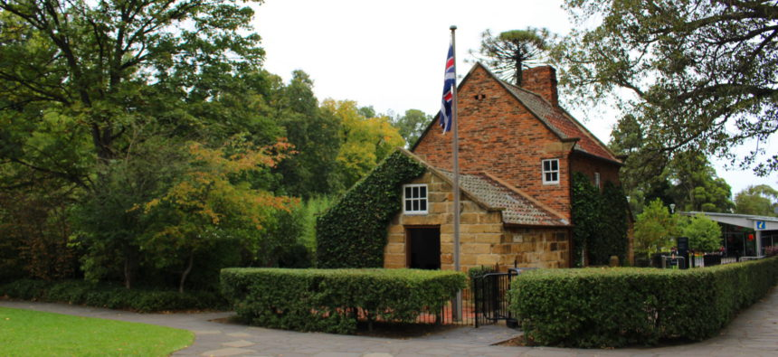 Cook's Cottage – Melbourne