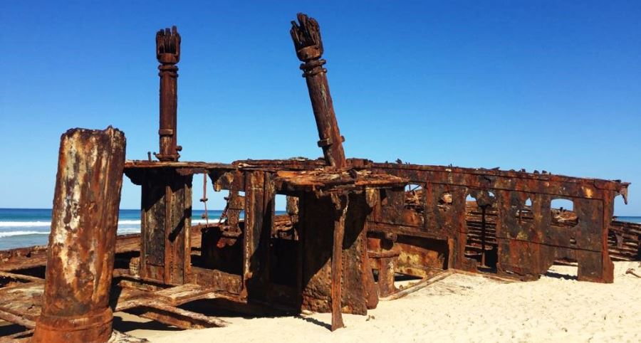 Honza: Fraser Island